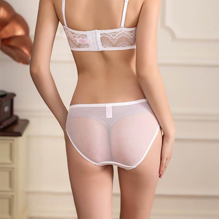 Sexy Whjite Panties HD