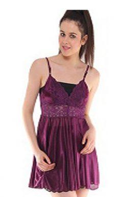 D&G Stylish Purple Babydoll