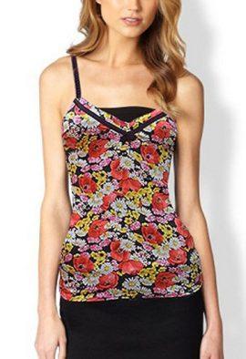 Multi Floral D&G Camisole