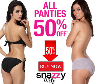 panties sale, sale on panties India, discounted panties, Cheap panties, snazzyway.com