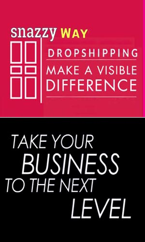 Snazzywaydropshipping - Take your business to next level