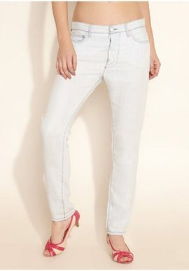 Skinny Fit White Jeans|buy|