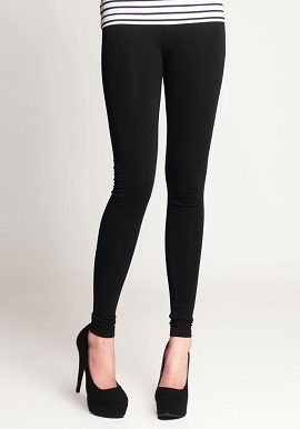Black Coloured Legging