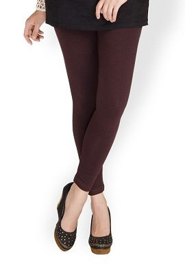 Brown Coloured Legging|buy|online|
