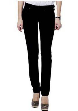 Curvy Skinny Black Jeans|online|