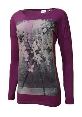 Gas Floral Printed Magenta Tee|tee|online|buy|