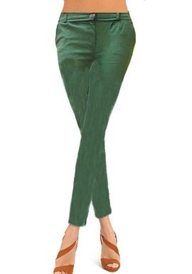 Green Coloured Skinny Jeggings|buy|online|