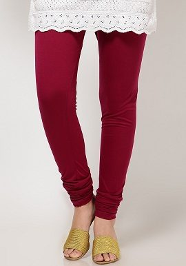 Maroon Coloured Legging|buy|online|