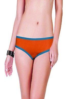 Orange Blue Edge Comfy Brief |buy|online|shop|