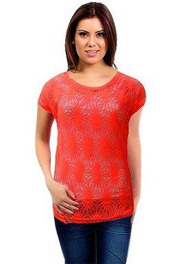 Red Crochet Top buy online 
