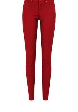 Red Slim Fit Jeans|buy|online|