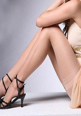 Skin Coloured Stockings|online|