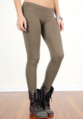 Soleil Sandy Coloured Legging |buy|online|