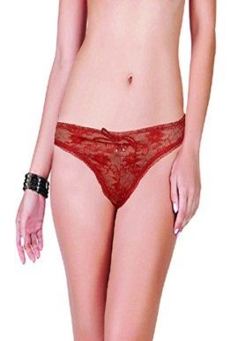 Super Sexy Red Lace Thong |online|buy|shop|India|