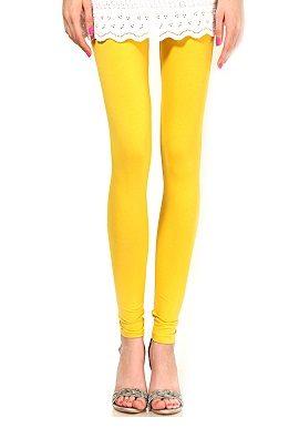 Yellow Coloured Legging|online|india|