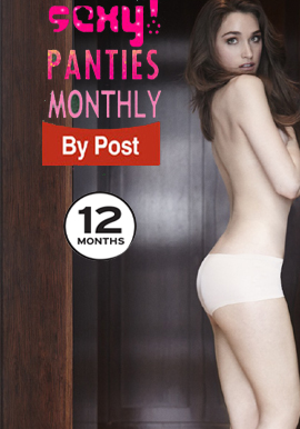 Playful Panties subscription - 12 Months snazzyway.com
