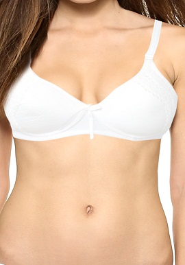Hushh Fully Comfort Underwire T-Shirt Bra |online|India|