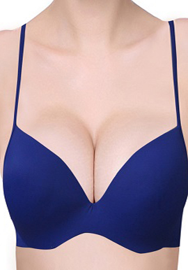 Hushh Sexy Plain Padded Wired T-Shirt Bra |buy|India|