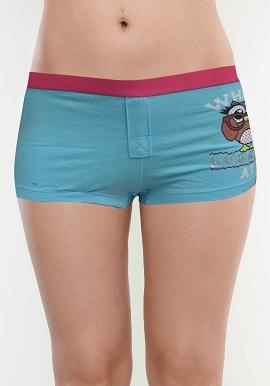 Primark Women's Soft Cotton Boyshort  buy online 