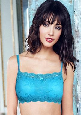 Women's Comfortable Soft Half Cami Bra |buy|online|