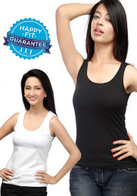 Set of Two Women Yoga Gym Vest