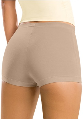 Hanes Boyshorts Panties Pk Of Two
