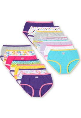 14 panties pack pure cotton girls underwear