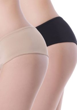 About U Women's Comfy Pack Of Two Boyshort