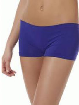 Plain Women's Boyshort Panties Pack Of 2