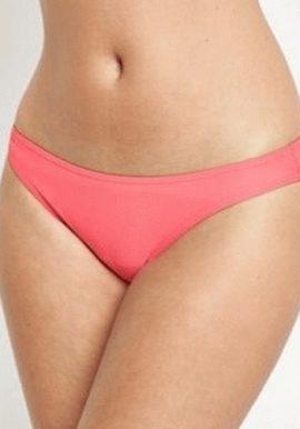 Women's Plain Bikini Panties Pack Of 2