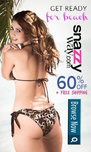 Women who like to wear Sexy Bikini Panties  snazzyway 2