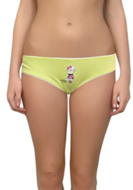 Women's Daily Wear Soft Cotton Brief Pk Of 2