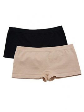 Women's Pack Of Two Boyshort Brief