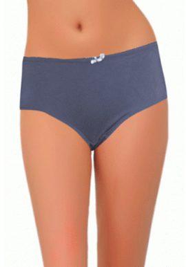 Comfy Cool Plain Blue Beach Bikini Brief