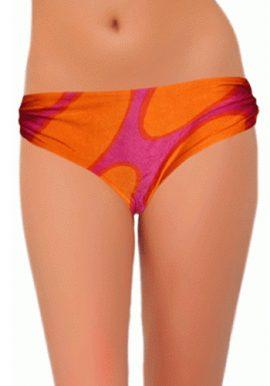 H&M Lady's Cool Orange Bikini Bottom