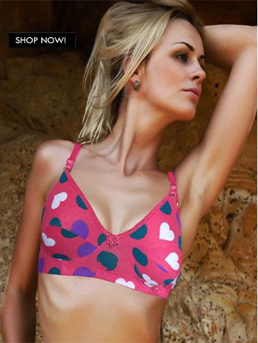 cotton bra online shopping