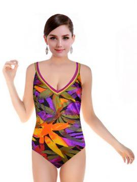 Happy Days Triumph Colorful One Piece Swimsuit