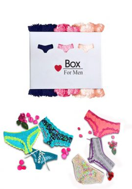 Cute Women's Panties for Men Gift Pack