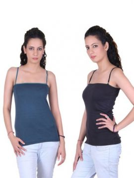 Ladies Sexy And Smart Pack Of 2 Camisoles