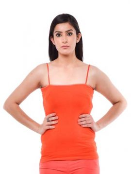 Women's Perfect Fitted Stylish Cami (Pk Of 2)