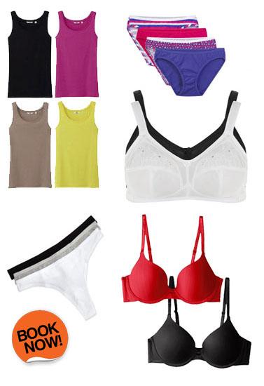 Essentail Bra, Panties,Lingerie for office wear - Snazzyway