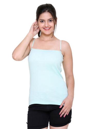 Pk Of 2 Ladies Vest Camisole