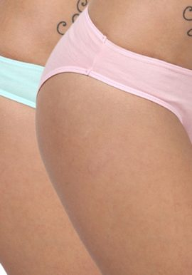 Women's Smart And Sexy Fitting Panties ( Pk of 2)