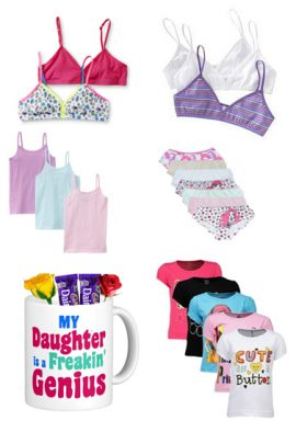 World's Best First Bra Gift Box For Your Little Angel