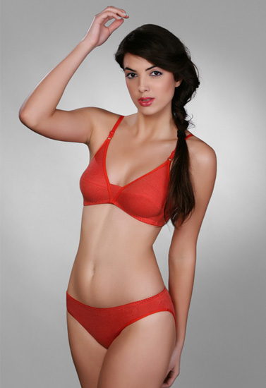0567010197 Wholesale Lot 3 Cotton Everyday Bra Panty Set