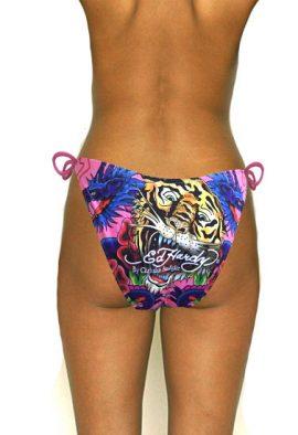 Ed Hardy Sexy Leopard Printed Amazing Bikini Swimwear