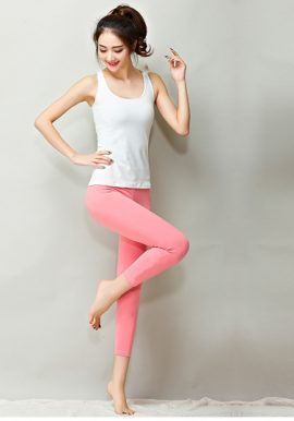 Mix N Match Cute Breathable Yoga Outfit