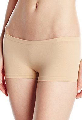 Snazzyway Beige Color Boyshort Panty