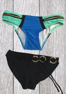 Stunning Beachwear Bikini Bottom Set Of 2