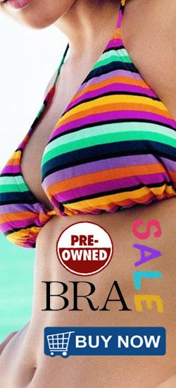 Buy used bra online